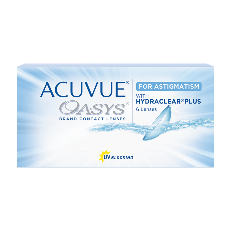 ACUVUE OASYS for Astigmatism lenses by Johnson   Johnson, online. a4b682bf88f7
