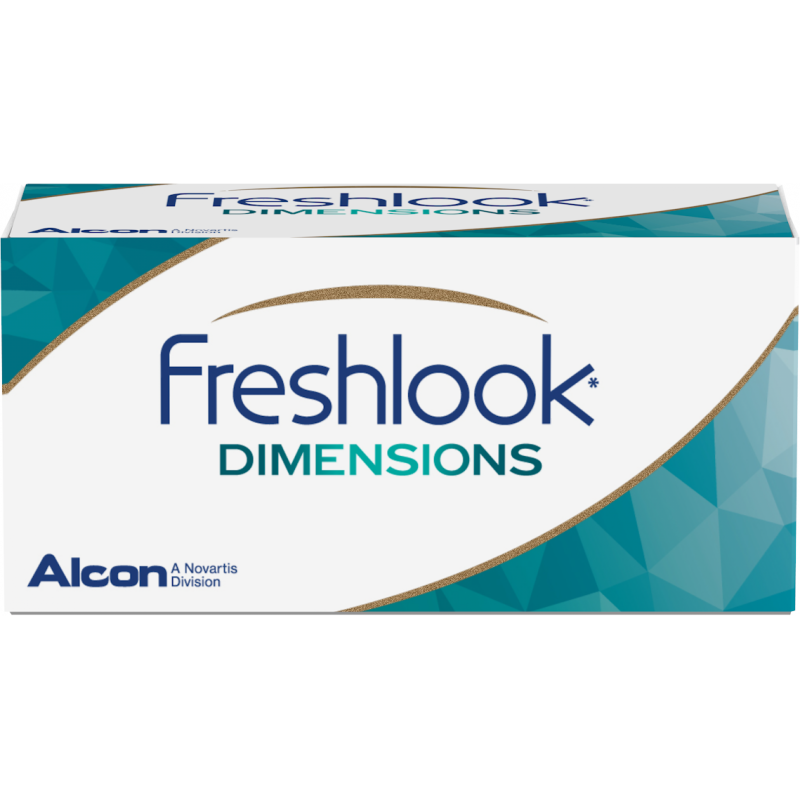 Freshlook Dimensions By Alcon Super Colour Lens At Lensdeal